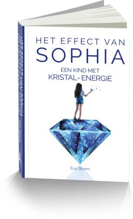 Boek Het effect van Sophia, Auteur Eva Storm