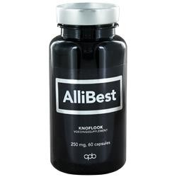 Allibest knoflookcapsules