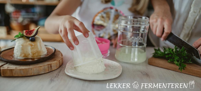 Kefirko cheesemaker