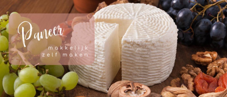 Paneer, milde Indiase kaas kan je makkelijk zelf maken