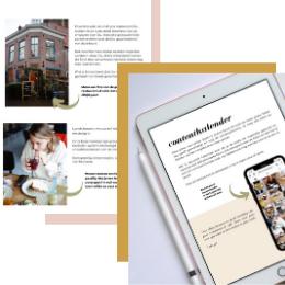 creatieve-teksten-content-kalender-social-media-restaurants