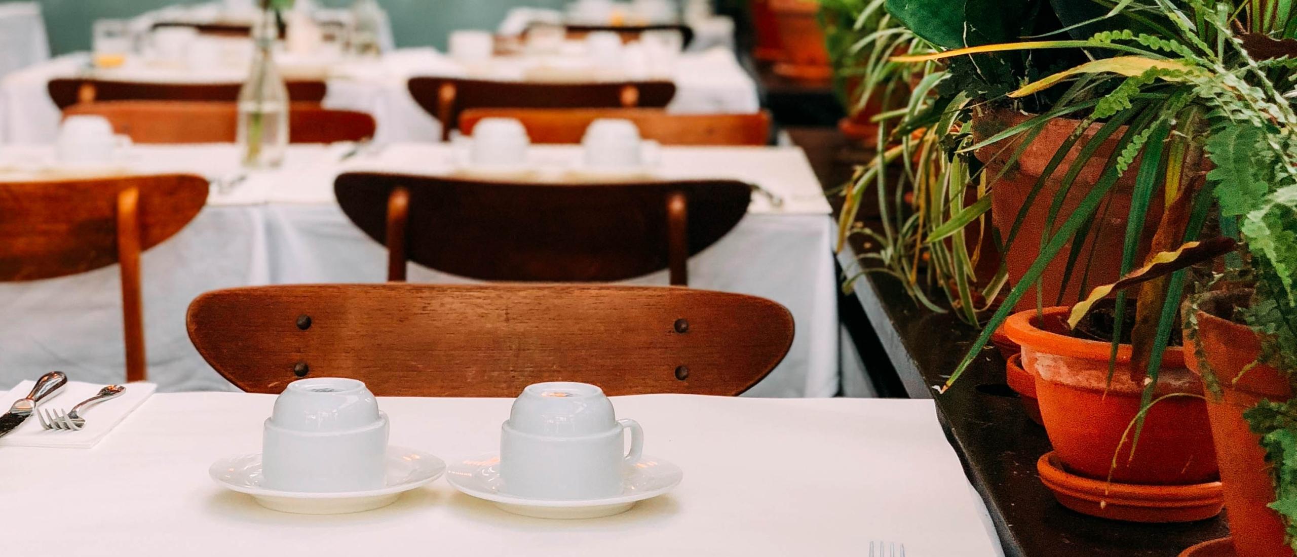 Daluren in jouw restaurant. Wat te doen aan lege tafels?