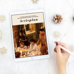 horeca social media plan feestdagen