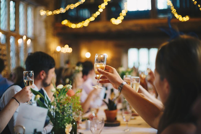 Het hosten van trouwerijen kan voor restaurants een goede bron van inkomsten zijn.