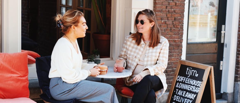 Koffie & Dinnerbar Tijm: direct meer bestellingen via social media.