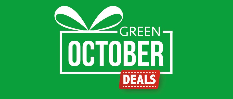 Green October bij Lepona