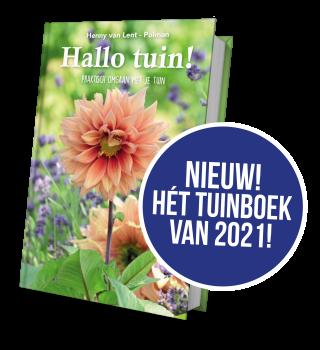 Hallo Tuin: hét tuinboek van 2021