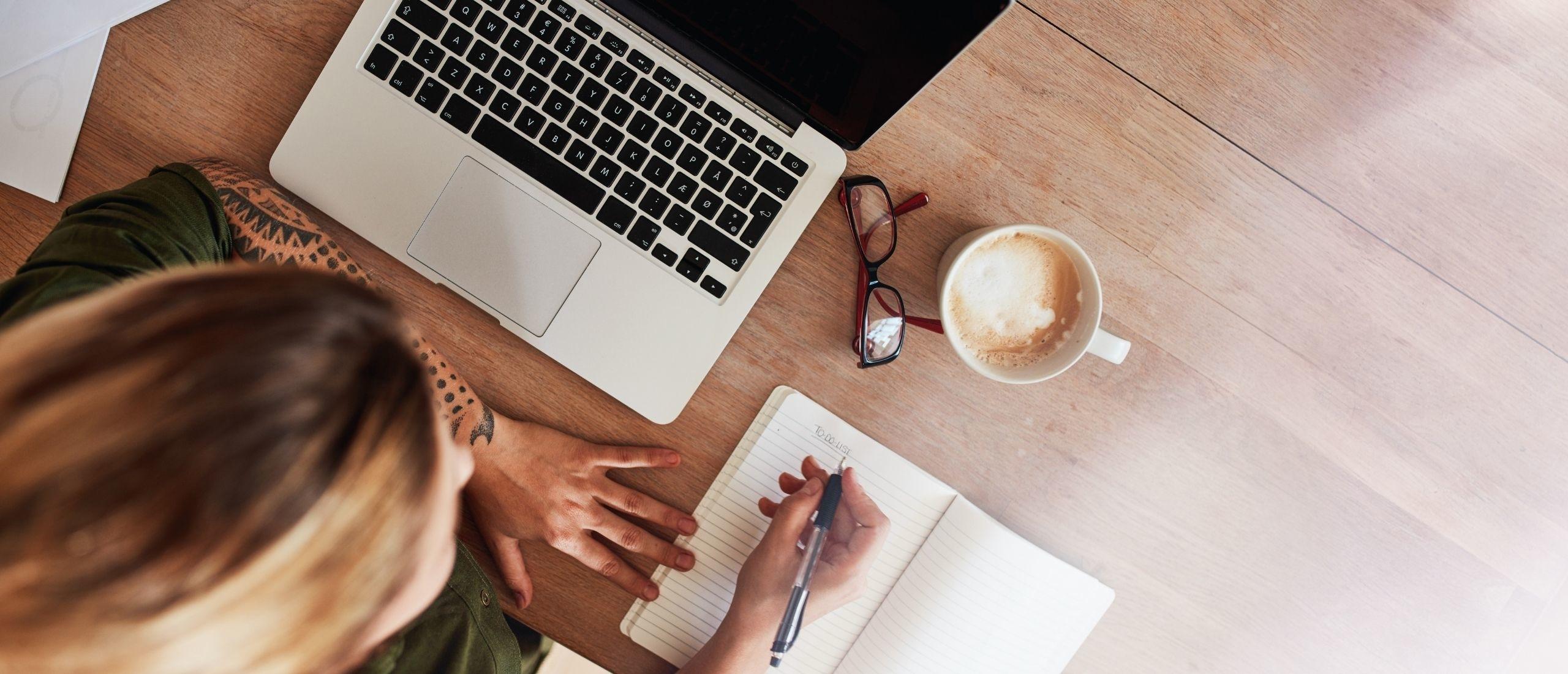 Waarom een blog training volgen?