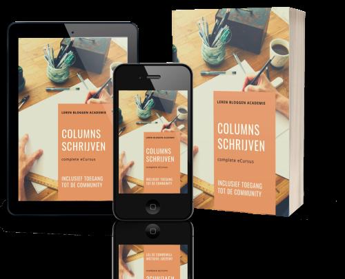 eCursus Columns schrijven