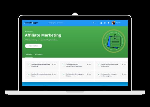 eCursus Affiliate Marketing