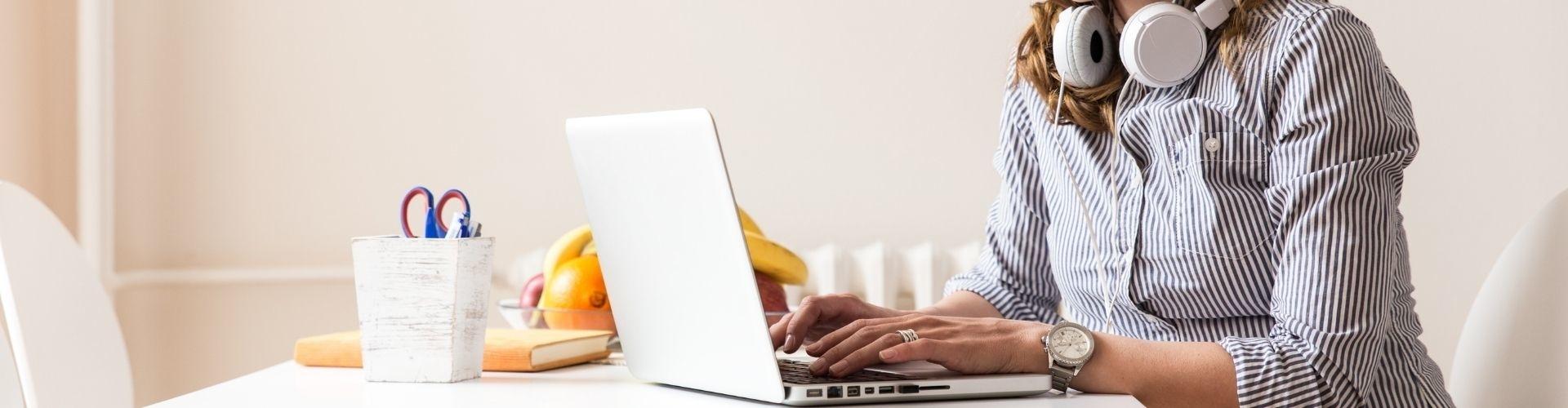 Leren Bloggen Voorpagina afbeelding