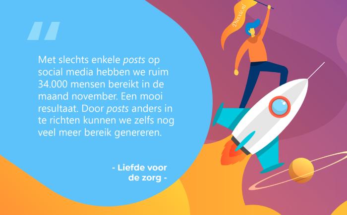 We denken mee met het maken van online campagnes