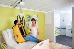Plafondtilliften zijn de beste oplossing voor tillen en verplaatsen