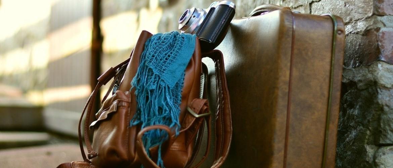 Heb jij een hutkoffer of een handtasje?