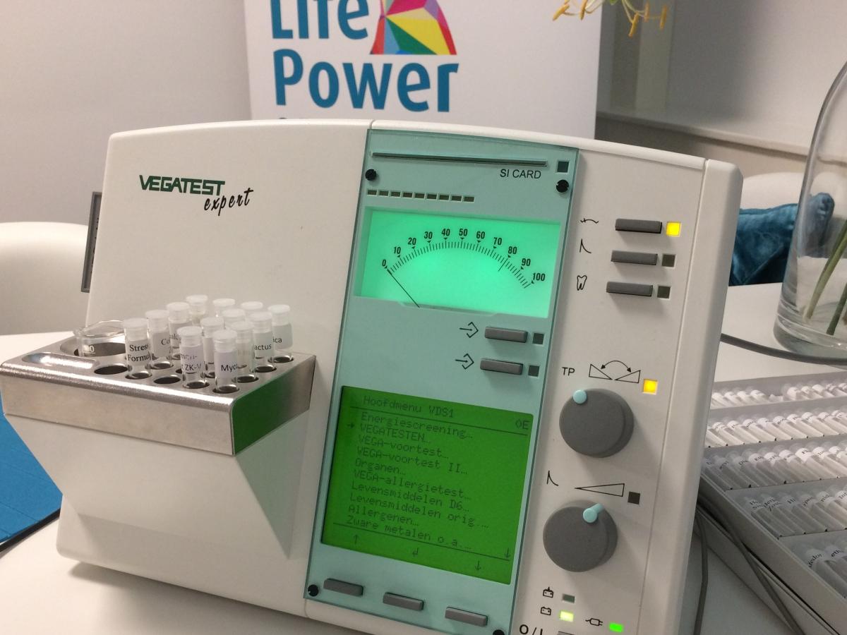 Vegatest-bioresonantie