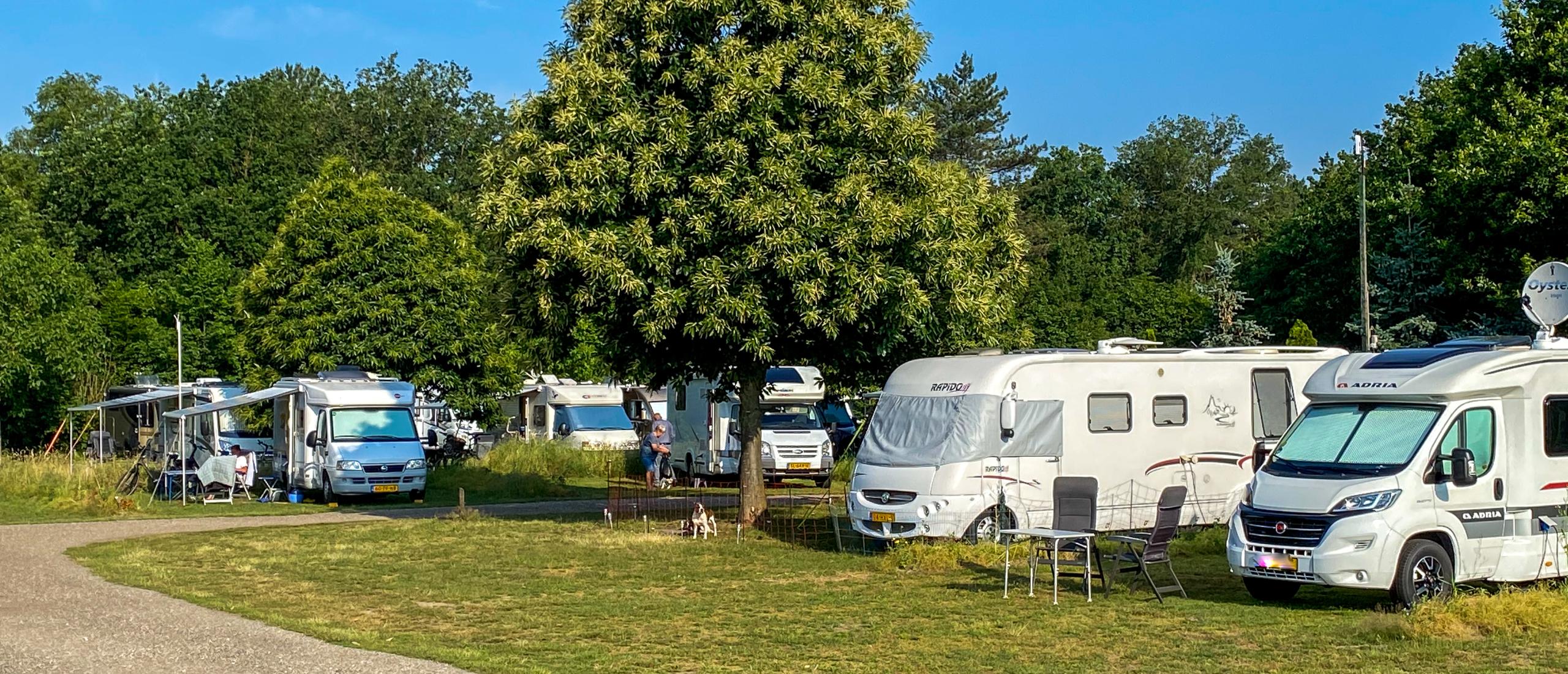 Camperplaats In de Verte: Onthaast, beleef en geniet!