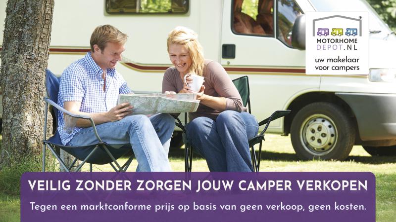 Campermakelaar Motorhomedepot