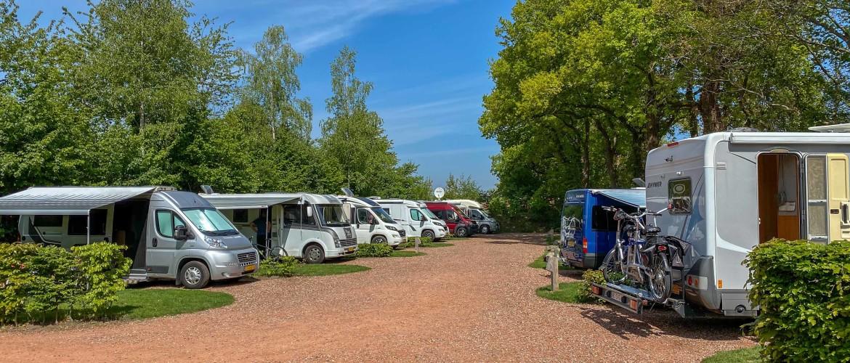 Camperplaats Appelscha vlakbij Nationaal Park Drents-Friese Wold