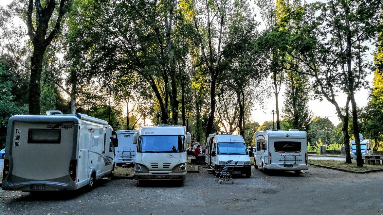 Camperplaats Braga