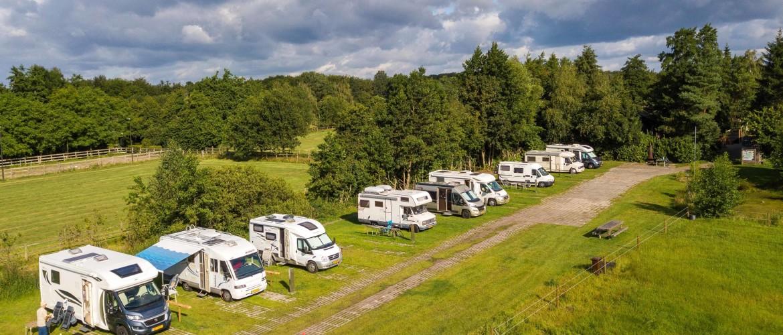 Lijst: Camperplaatsen hele jaar open in Nederland