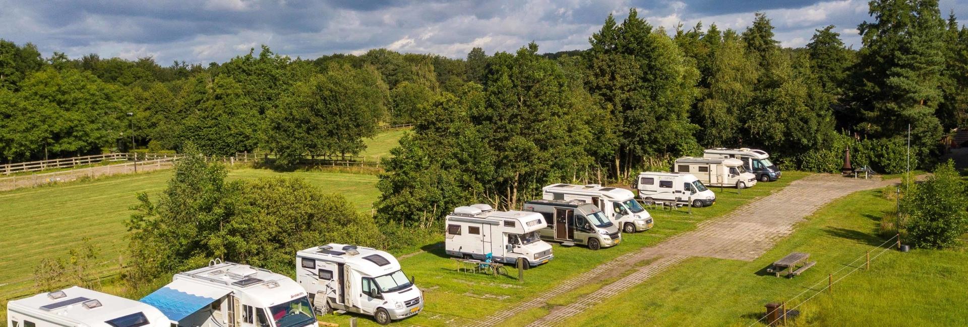 Camperplaatsen hele jaar open