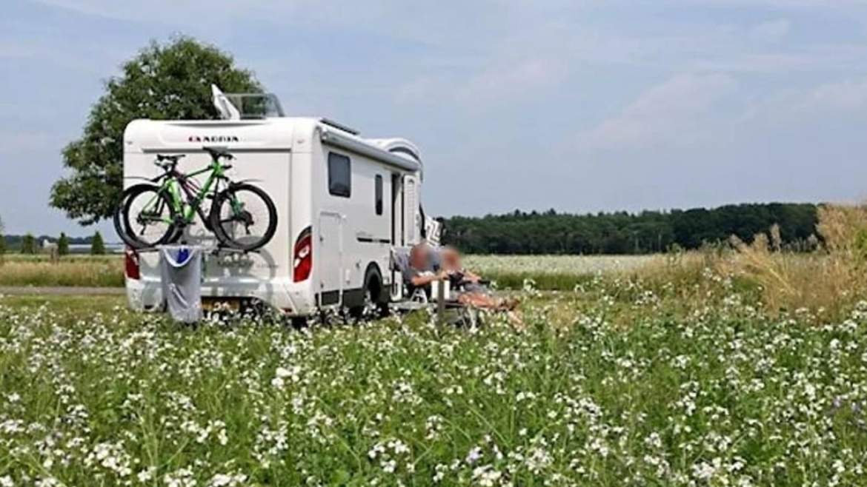 Camperplaats In de Verte in Lottum