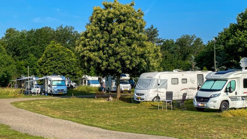 Camperplaats In de Verte in Noord-Limburg