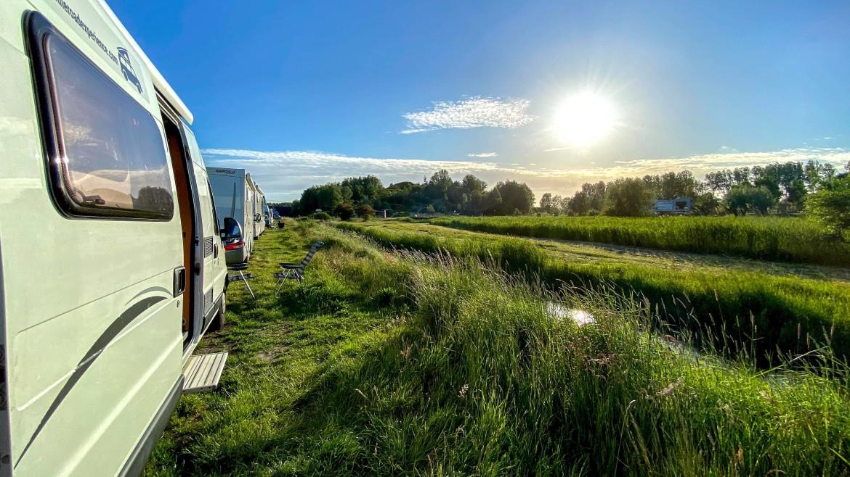Camperplaats Kardinge hele jaar open