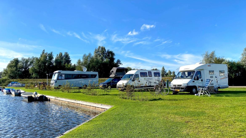 Camperplaats Kuikhorne hele jaar open