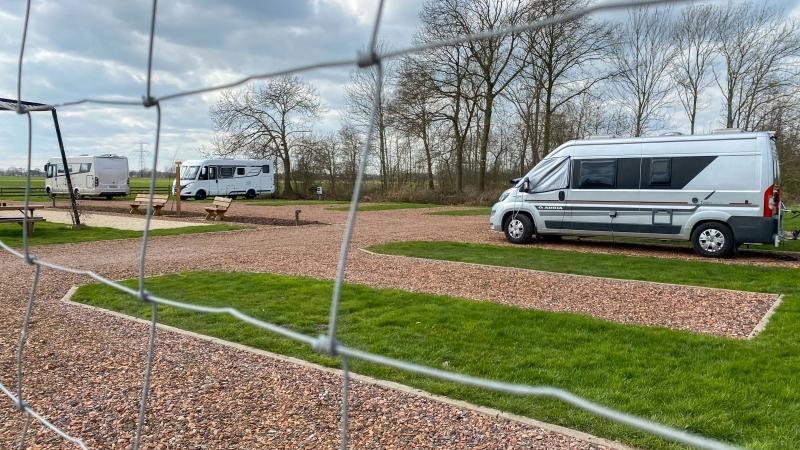 Camperplaats Polderhaan in Utrecht