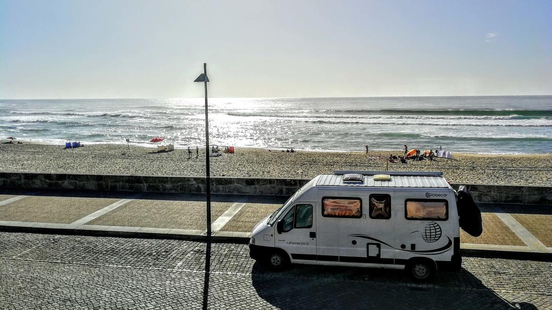Camperplaats Praia do Moledo