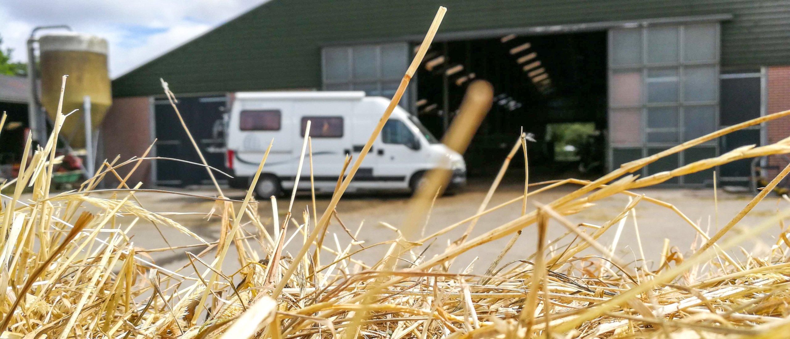 Camperplaatsen bij de boer, nog nooit zo populair!