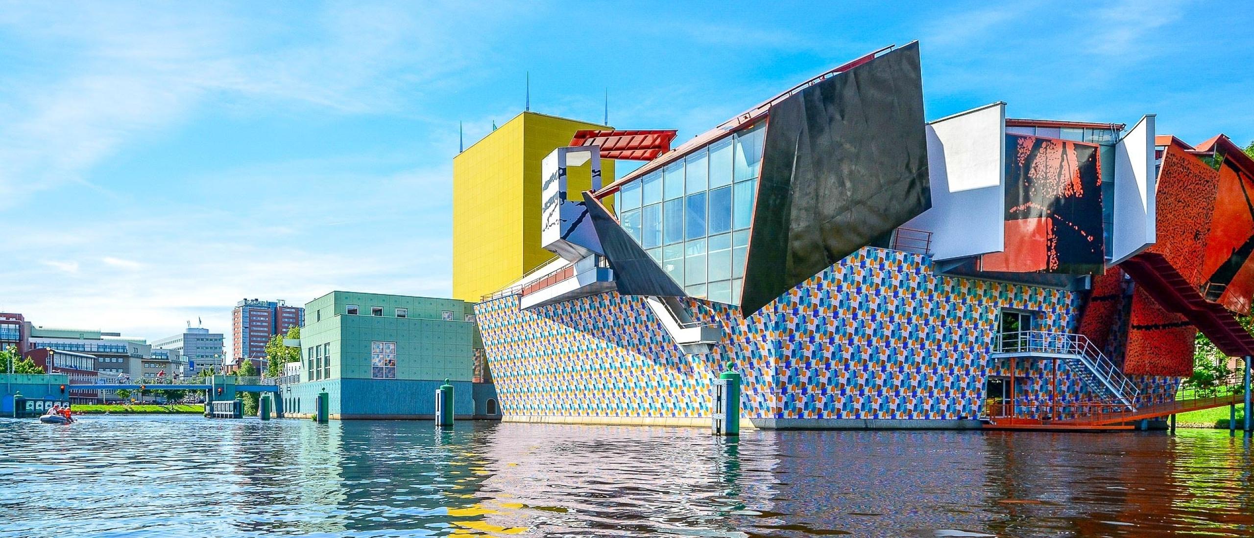 Camperplaatsen bij meer dan 100 musea in Nederland