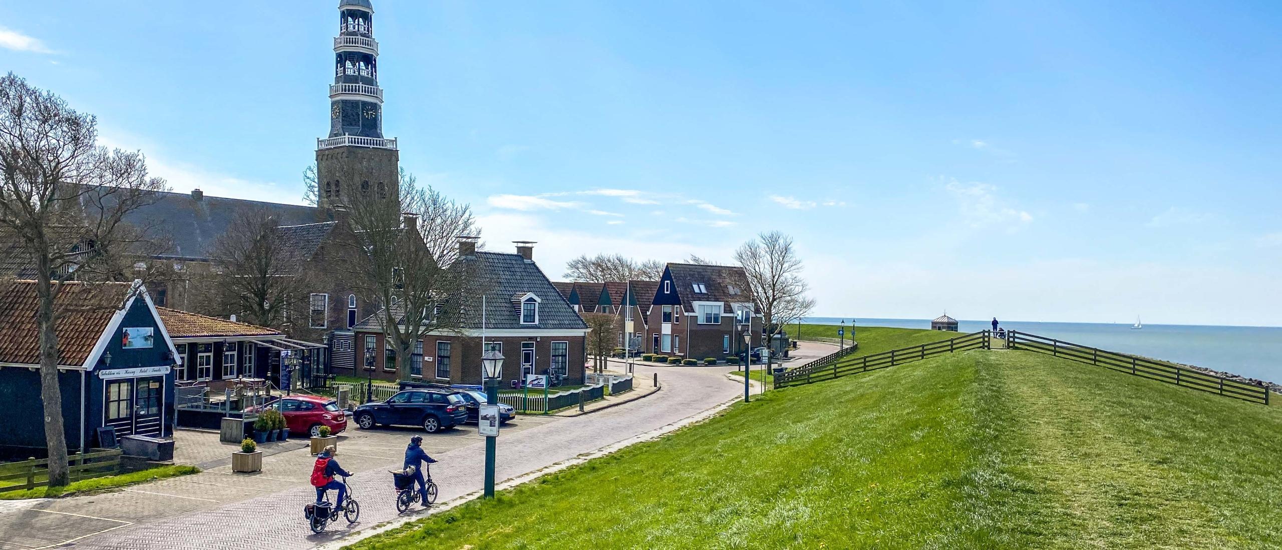 Deze camperplaatsen in Friesland wil je gezien hebben