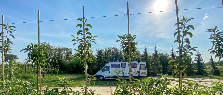Deze camperplaatsen in Gelderland wil je bezoeken