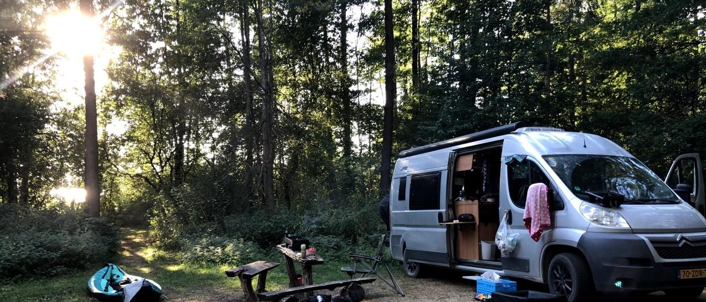 Lijst: Camperplaatsen in België die het hele jaar open zijn