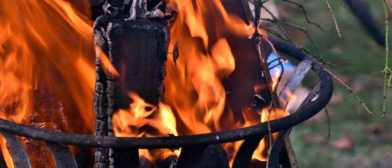 Camperplaatsen met vuurkorf in Nederland