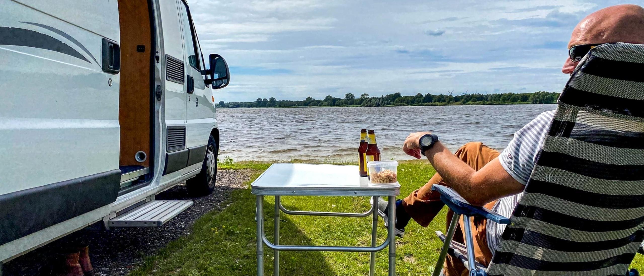 Camperplaatsen zonder vertrektijden in Nederland