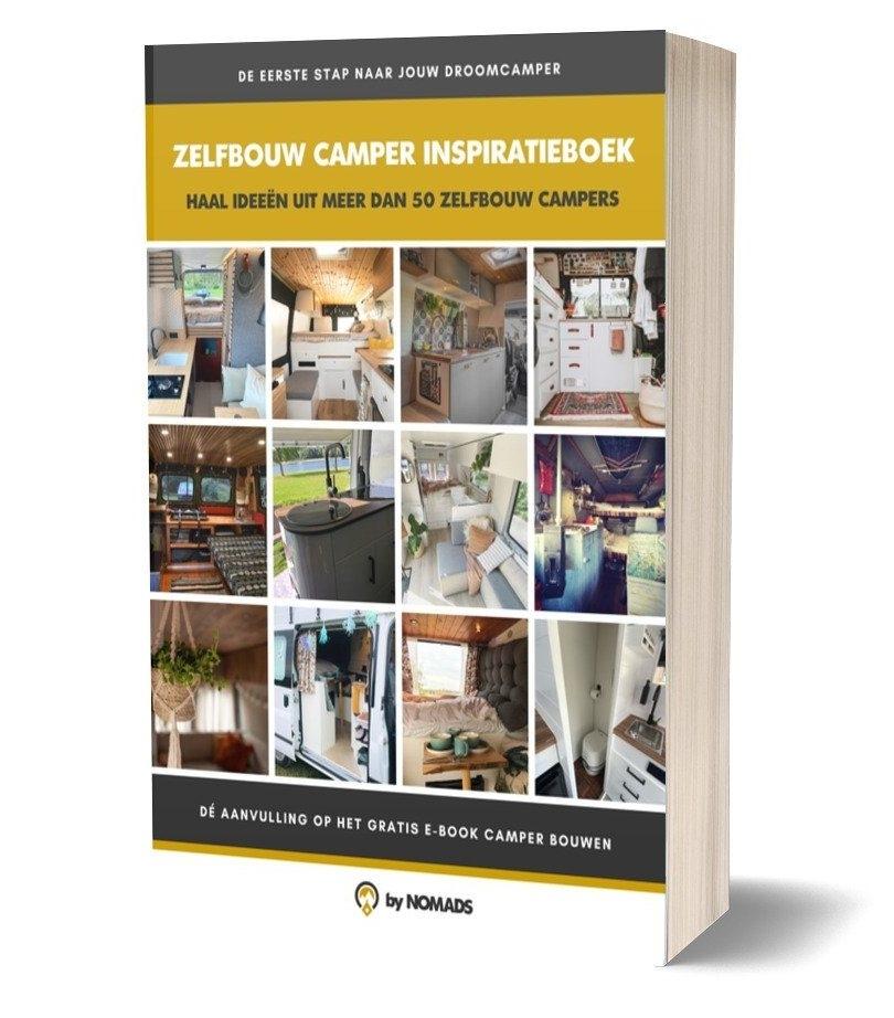 Zelfbouw camper inspiratieboek ebook