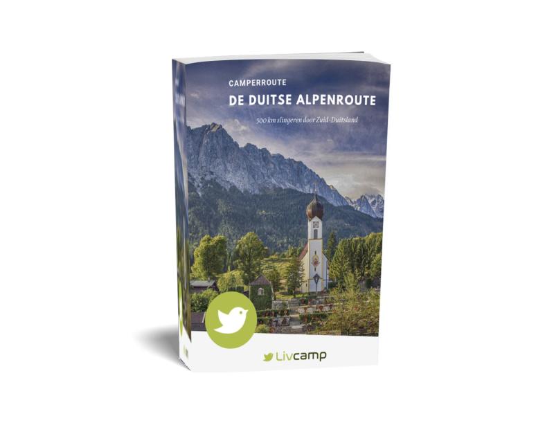 De Duitse Alpenroute met de camper
