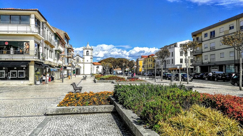 Esposende Noord-Portugal