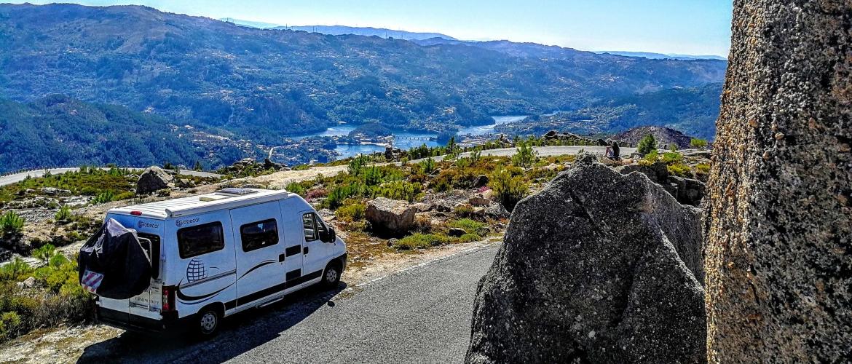 Met de camper door Noord-Portugal