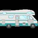 Nieuwe camper