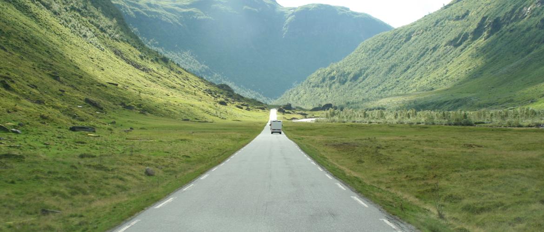 Campervakantie Noorwegen 2020: