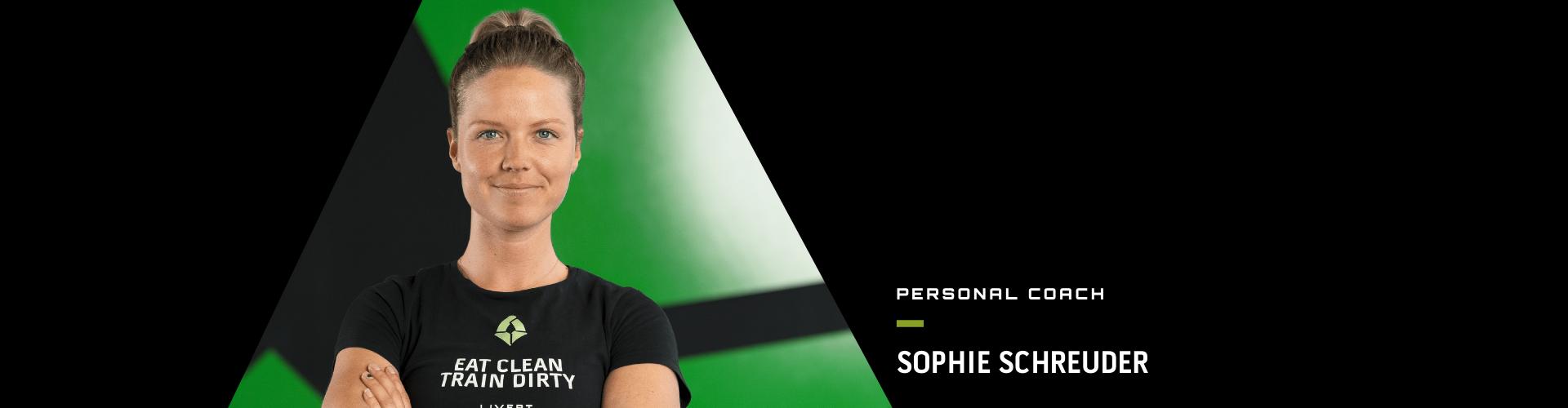 LIVEPT coach Sophie Schreuder