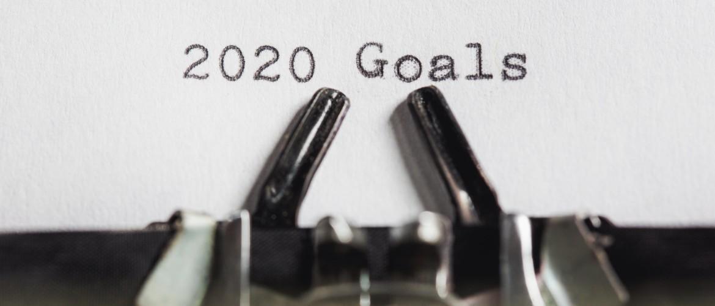 Blijf op het juiste pad door het stellen van doelen
