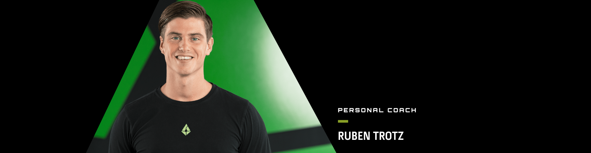 LIVEPT coach Ruben Trotz