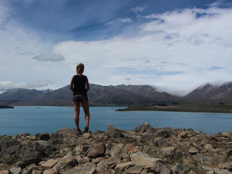 LIVEPT coach Sophie Schreuder houdt van het maken van verre reizen