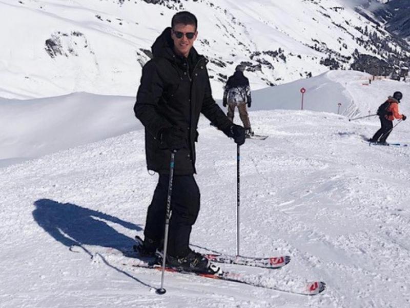LIVEPT coach Ruben Trotz houdt van zwarte pistes om vanaf te glijden