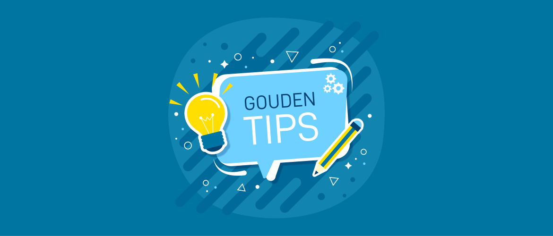5 gouden tips voor een geweldig logo ontwerp